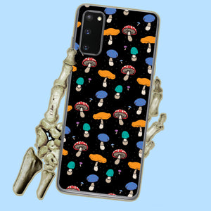 Mushrooms Samsung Case