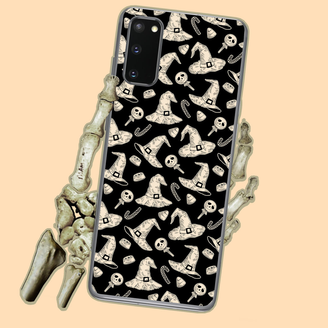 Witchy Hat Halloween Samsung Case