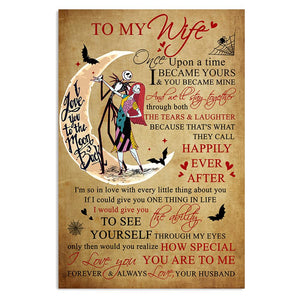Husband to Wife - Happily Ever After - Vertical Matte Posters