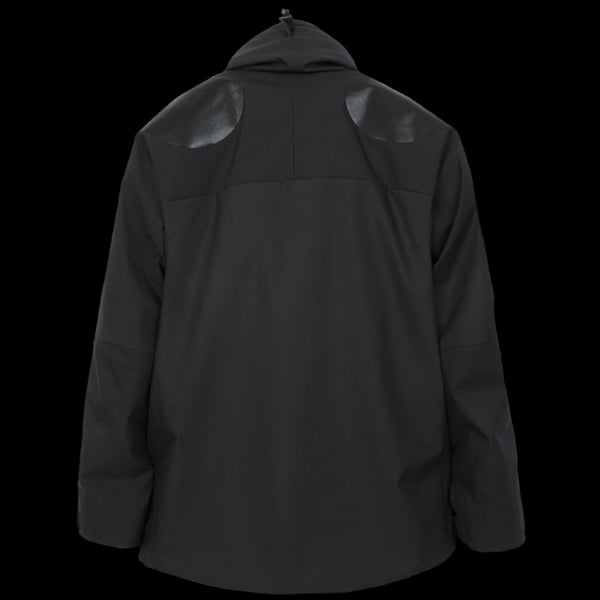 Welcombe Technical Jacket - Black sympatex