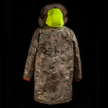 Load image into Gallery viewer, Griffin Reversible Sleeping Bag Down Coat