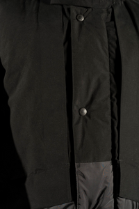 Eden Sleeping Bag Coat - Black Sympatex