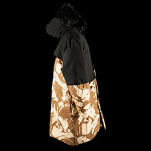 Load image into Gallery viewer, Eden Down Sleeping Bag Coat - Desert DPM & Black Sympatex