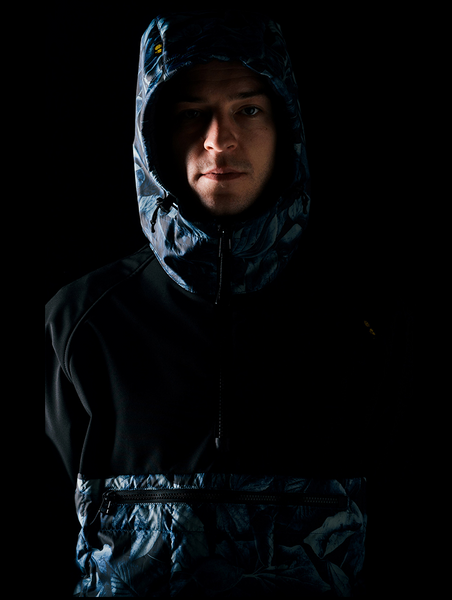 Element Griffin Light Down Hoodie - Leaf Camo