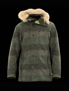 Reversible Dartmouth Coat