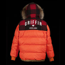 Load image into Gallery viewer, Griffin Reversible Down Smock