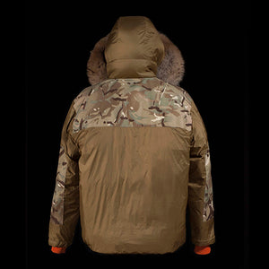 Griffin Reversible Down Smock