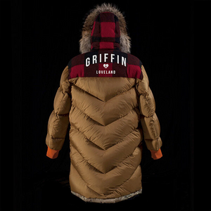 Griffin Reversible Sleeping Bag Down Coat