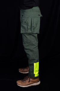 USMC MK10 PANTS KHAKI ORGANIC COTTON
