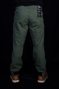KHAKI ORGANIC COTTON FLYING PANT