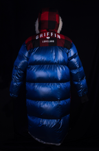 Load image into Gallery viewer, Reversible Snow Camouflage Sleeping Bag Coat