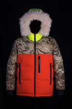 Load image into Gallery viewer, MK2 Reversible Atlantic Parka Orange / British DPM