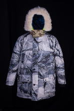Load image into Gallery viewer, Sherridon Parka - Snow Camouflage