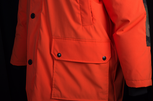 Sherridon Parka - Orange