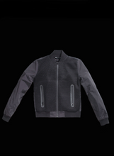 Load image into Gallery viewer, Womens Mesh Bomber