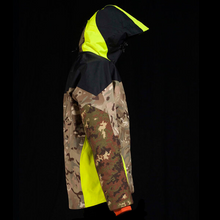 Load image into Gallery viewer, Climbing Jacket Fluroscent / Camouflage