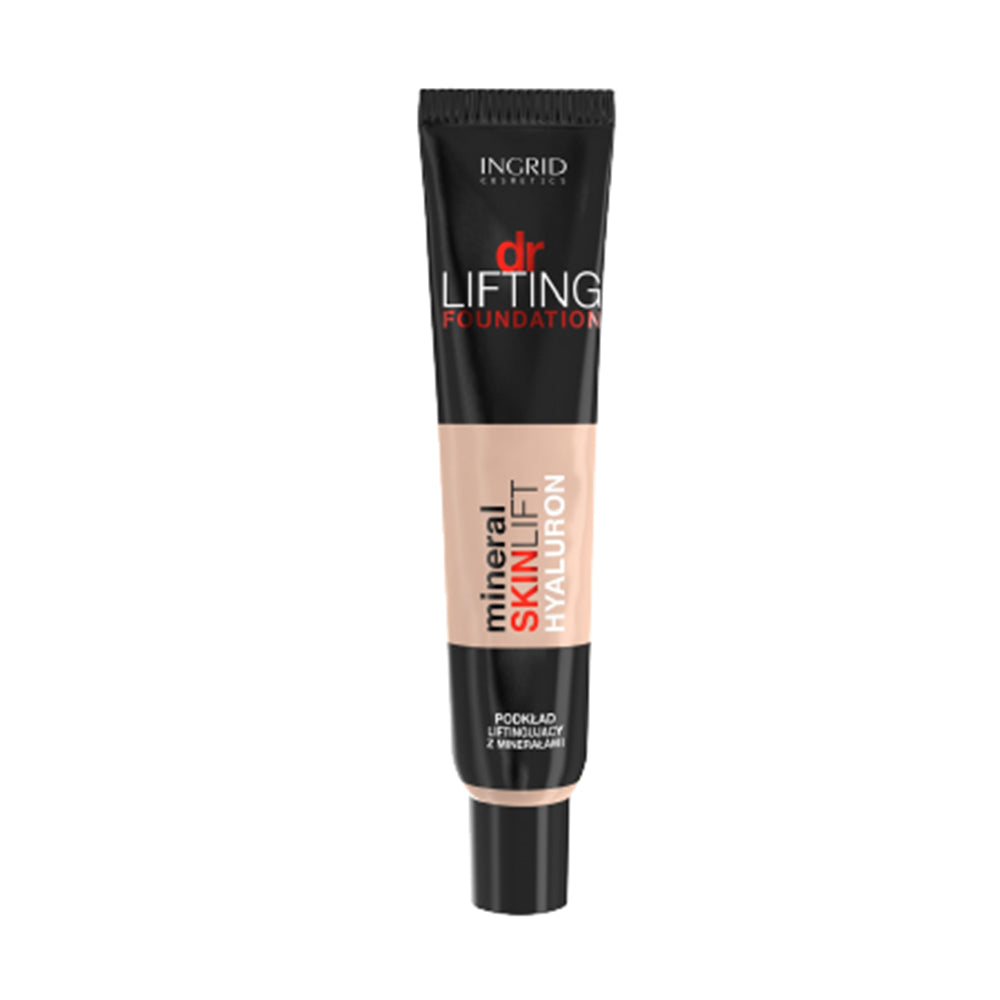 Ingrid mineral skin lift hylaluron foundation