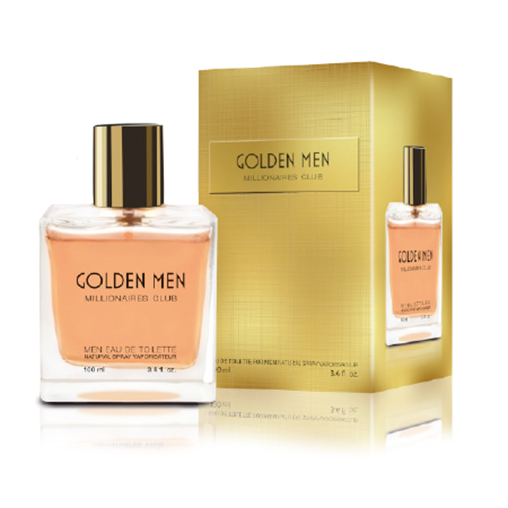 Golden men Eau de Toilette