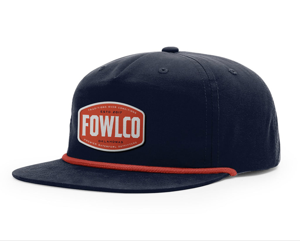 FowlCo X Back Down South Rope Hat