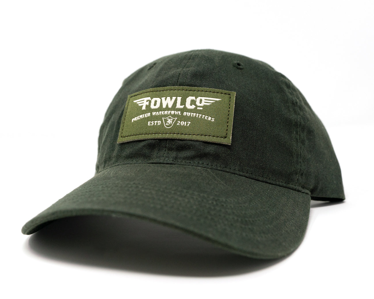 LEGACY WAXED COTTON - FOREST