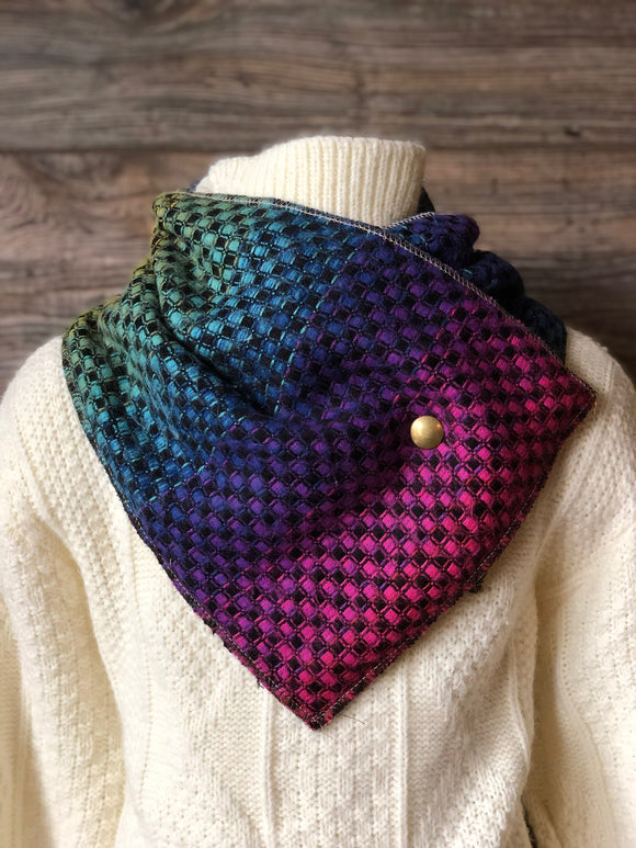 KIDS Rainbow Neckwarmer