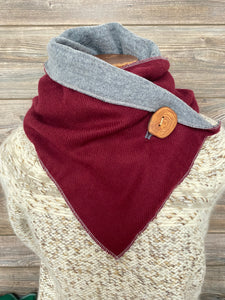 Ruby Neckwarmer
