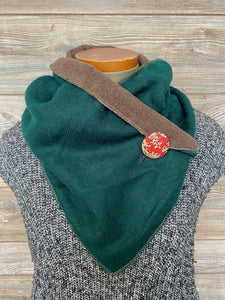 Evergreen Neckwarmer