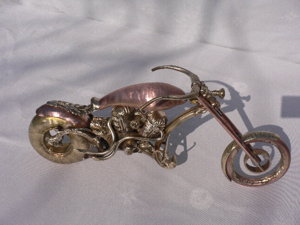 "Chopper steampunk ""Premier"""