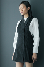 Fitted Dress Cotton Vest
