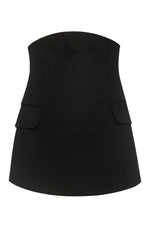 Double Front Pocket Cotton Waistcoat