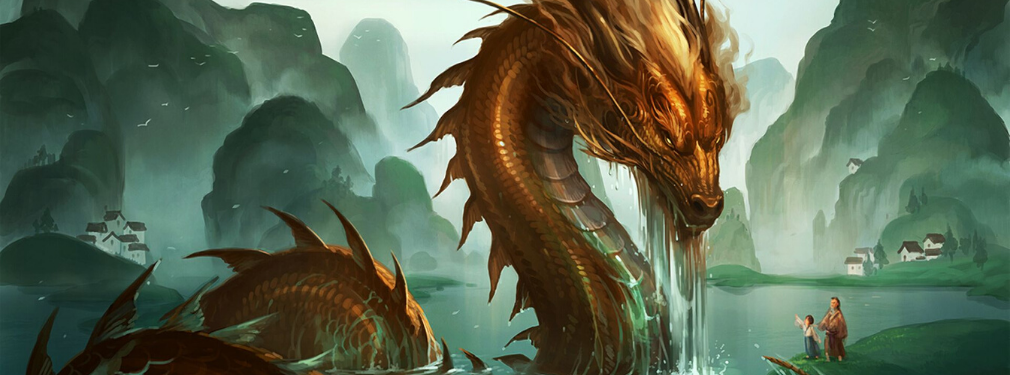 chinese serpent eastern dragon