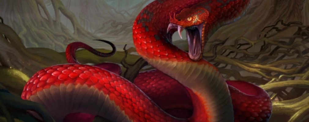 red snake dream meaning