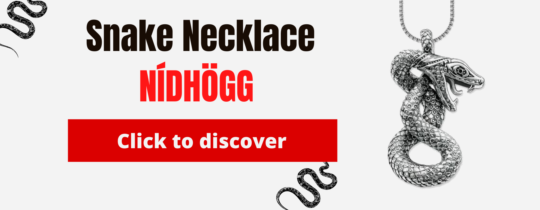 NÍDHÖGG Necklace