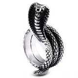Snake Ring Thai Cobra