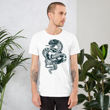 Snake T-Shirt <br> Royal Cobra Skull