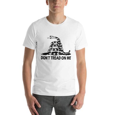 Snake T-Shirt Metallica <br> Don't Tread On Me