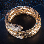 Flexible Snake Necklace Bracelet - The Vipers House