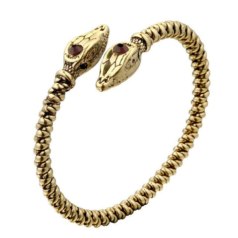 Snake Bracelet - Fossil Viper - The Vipers House