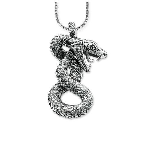 Snake Necklace - NÍDHÖGG - The Vipers House