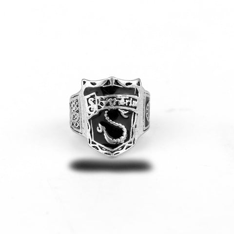 Snake Ring Slytherin Knight