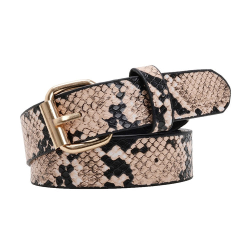 Snake Belt <br> Elegant Python - The Vipers House