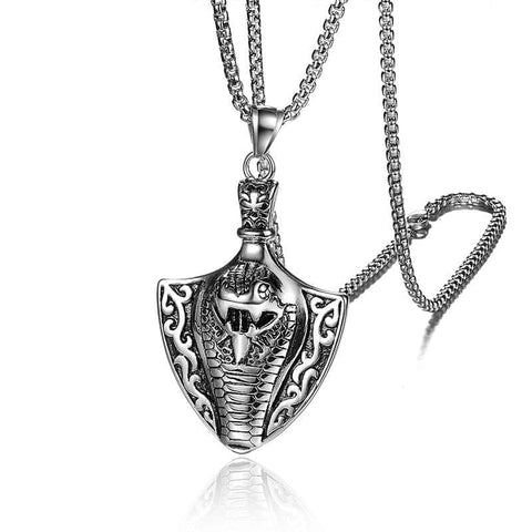 Shelby Cobra Necklace (steel)