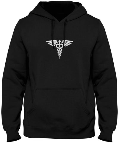 Snake Hoodie <br> Viper Caduceus - The Vipers House
