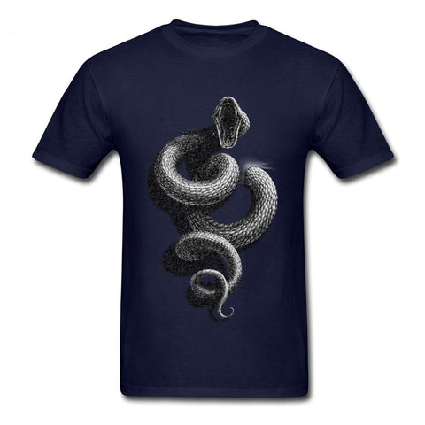 Snake T-shirt - Boa Bite - The Vipers House