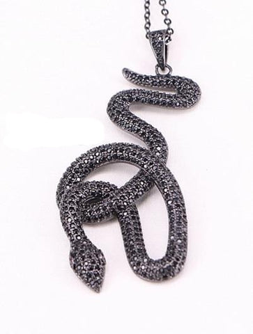 Boa Constrictor Necklace - The Vipers House