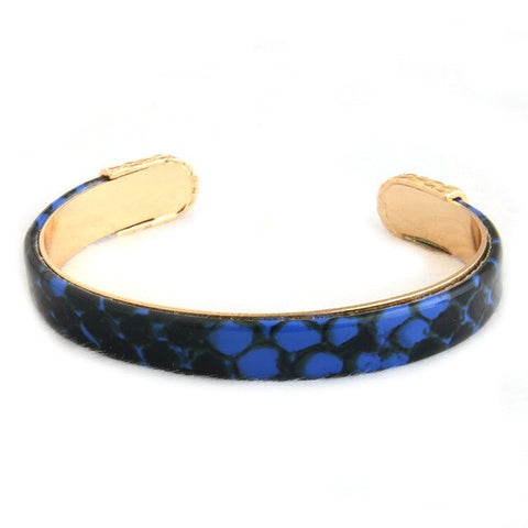 Snake bracelet - Blue Designer - The Vipers House