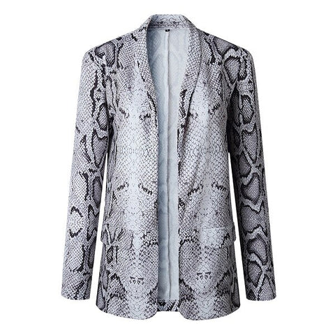 Snake Jacket <br> Elegant Viper - The Vipers House