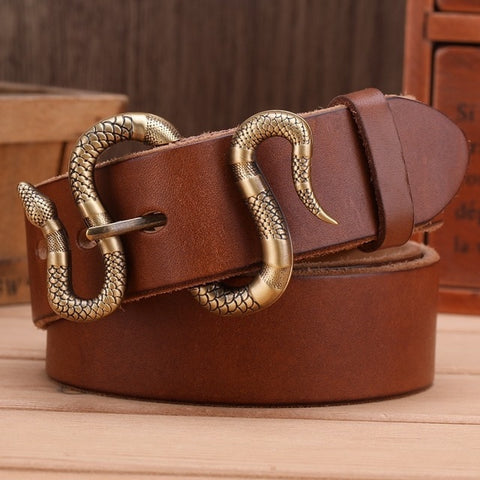 Snake Belt <br> Boa Luxury - The Vipers House