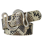 Snake Belt <br>  Brilliant Python - The Vipers House