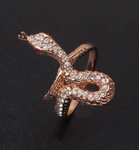 cheap snake ring women